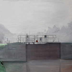 canal du Nivernais, écluse, galerie venturini, JJV