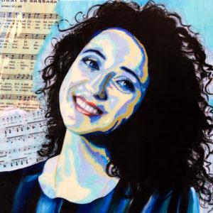 chant lyrique, Comédie Musicale, Diane Foures, Ecole d'art russe, galerie venturini, JJV, Résine