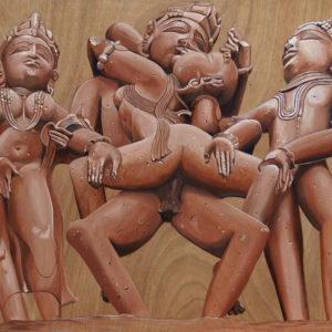 couples, érotisme, galerie venturini, inde, JJV, kamasutra, Khajuraho, Lakshmana