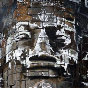 angkor vat, art bouddhique, Bayon, cambodge, galerie venturini, JJV, khmers, La conscience de l'oreille, patrimoine mondial de l'UNESCO