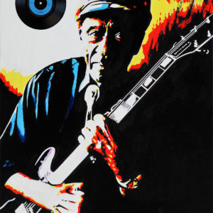 Chuck Berry, galerie venturini, JJV, people, rock'n'roll, ryhtm'blues