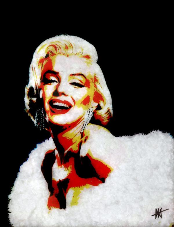 Marilyn Monroe, Los Angeles, actrice, chanteuse américaine, mannequinat, sex-symbol.