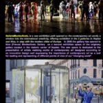 Article sur Jean Jacques Venturini, artiste peintre, antibes, juan les pins