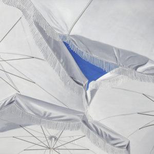 antibes, ciel, galerie venturini, JJV, Juan les pins, parasol